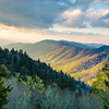 Sunrise on the Smokies