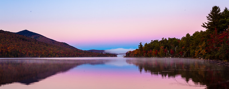Taylor Pond at Dawn