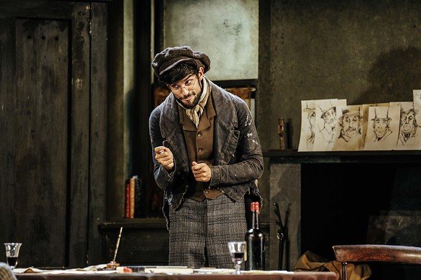 National Theater Life: YOUNG MARX