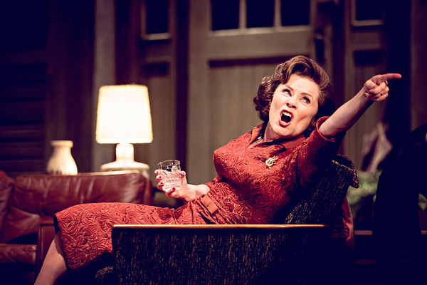 National Theatre Live: WHO'S AFRAID OF VIRGINIA WOOLF