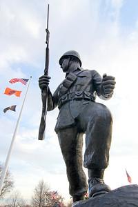 Korean War Memorial at Eisenhower Park