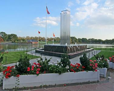 9-11 Memorial at Eisenhower Park