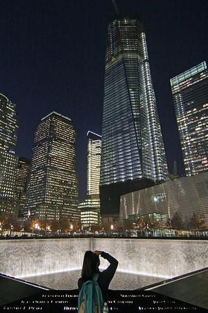 9-11 Memorial and veteran memorials