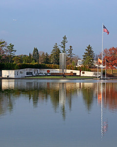 Nassau County 9-11 Memorial in Eisenhower Park