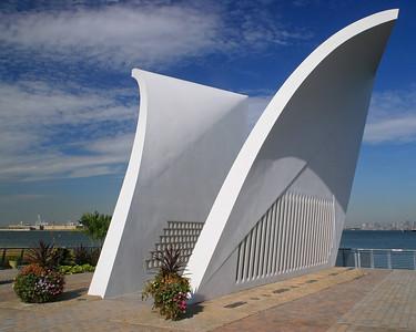 9-11 Memorial on Staten Island