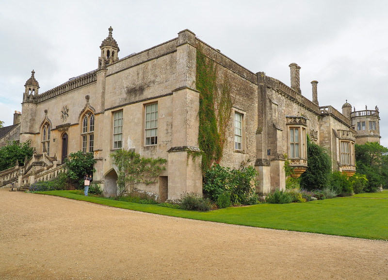 One of the most powerful women of the middle ages, Ela Countess of Salisbury, founded Lacock Abbey on the morning of 16 April 1232. The cloister and rooms are a rare example of medieval monastic architecture. Ela's original cloister was demolished in the 1400s and replaced with what you see today.