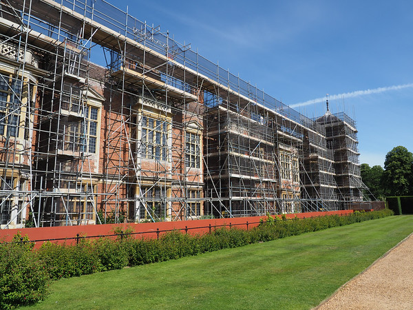 The £325,000 building project will see vital work get underway at Norfolk's Blickling Estate, as part of a larger five year project to not only save the library, but bring it to life for visitors. The hall is home to one of the most significant country house libraries in England, with more than 12,500 volumes making up the largest and oldest book collection in the conservation charity's care.<br /> <br /> As part of ongoing conservation work a number of risks to the books have been identified, including from mould and death watch beetle. The conservation project will see work take place that will ensure the library is fit for the future.