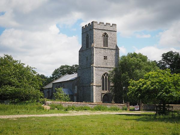 St Margarets Church at Felbrigg