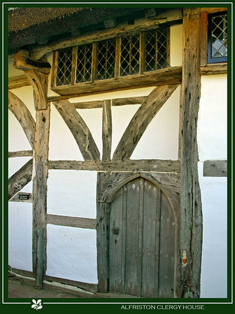 Alfriston Clergy House,Sussex