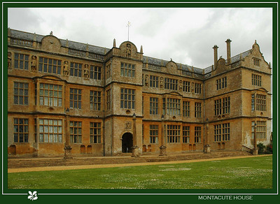 Montacute House , Somerset