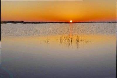 Sunrise at Sylvan Beach