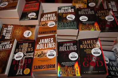 James Rollins Event
