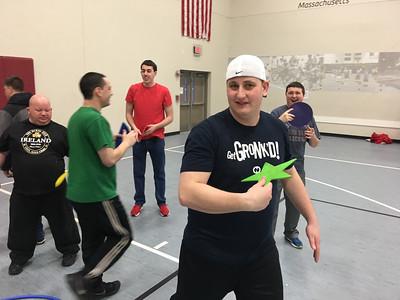2018 USA Games Team Massachusetts Training Camp