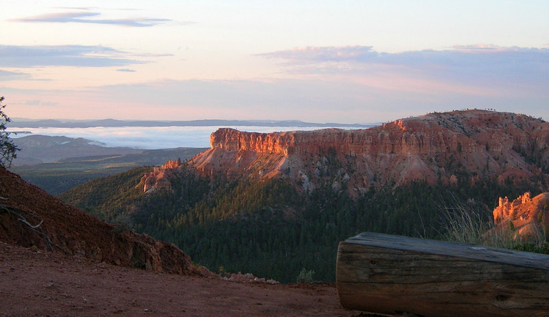 The Second of Sunrise<br /> Bryce Canyon