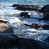 Rocky Coast Line of Fort Williams State Park, Cape Elizabeth, Maine