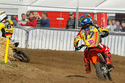 Everts is 2nd
