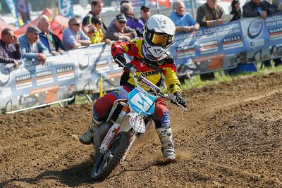 Längenfelder wins the 2nd moto