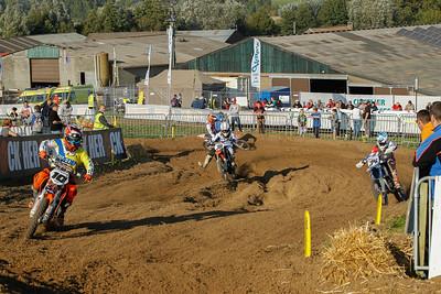 Jönrup is 2nd, Gasson 3rd, Kurvinen 4th, Kovacs 5th