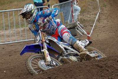 Van Doninck finishes 2nd
