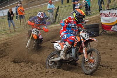 Chiel Vanhaeren is 3rd