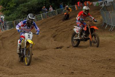 Dave Coekaerts and Van Damme