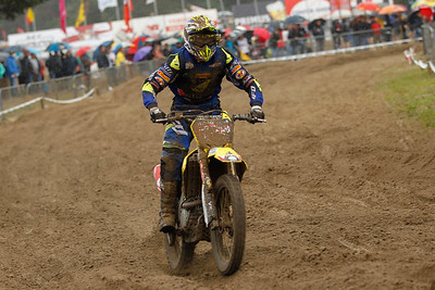 Smets comes back to 3rd and is 2nd overall