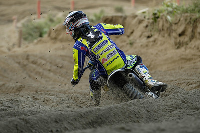 Leerink is 6th in the moto and overall
