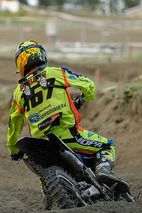 Bolink catches Griekspoor and is 4th in the moto and overall