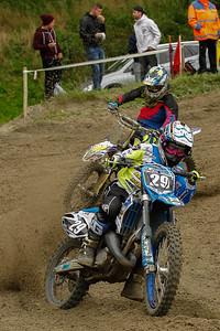 Sander Agard-Michelsen takes the lead, Nick Horsten is 2nd