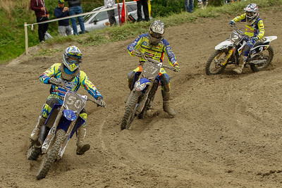 Bart Klijn is 5th before Mike Bolink and Marco Leerink