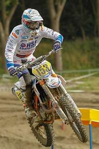 Vogels is 2nd in the moto and the overall