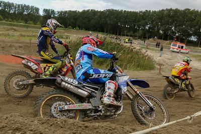 Van de Ven passes Karl Timmerman