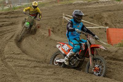 Jason Prins is 4th, Lars van Berkel 5th
