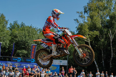Jorge Prado Garcia is 2nd