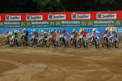 Start 2nd race