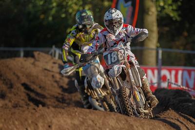 Genot on his way to double Shana van der Vlist