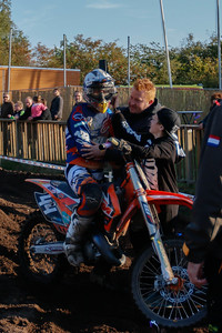 Mewse is the new Open Dutch Champion 125cc