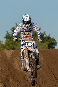 Van Kraaij still 2nd
