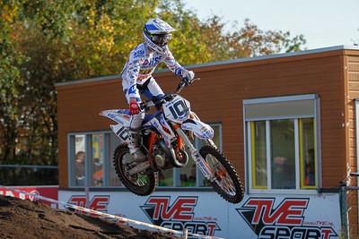 Dankers wins both motos