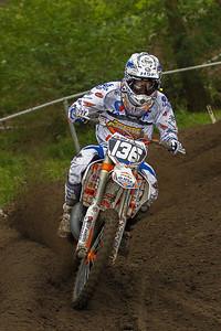Van Kraaij is 4th