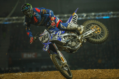 Romain Febvre is 3rd in the LC