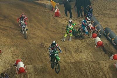 Sanayei and Do crash, Desprey wins before Hsu, Richier and Verhaeghe