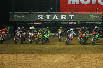 Start 1st SX2 final on Saturday