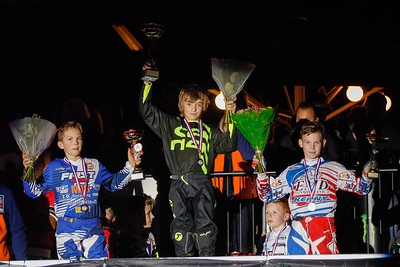 Podium 65cc Big Wheels: 1.Boespflug 2.Legaard 3.Smulders