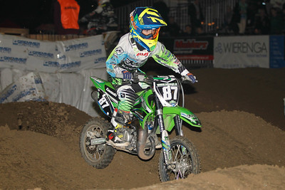 Elias Auclair is 6th and best 65cc Small Wheels