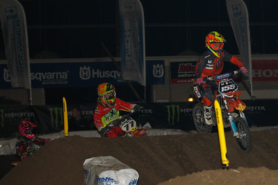 Troy Verburgh is the 4th 65cc rider with Small Wheels