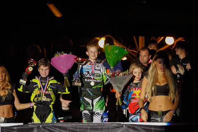 Podium 65cc Small Wheels: 1.Auclair 2.Schrik 3.Madsen