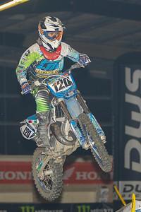 Casper Olsen was 3rd