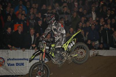 Kouwenberg finishes 2nd