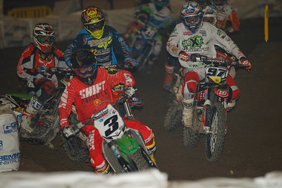 Jesse Neeleman takes the holeshot in the 2nd semifinal